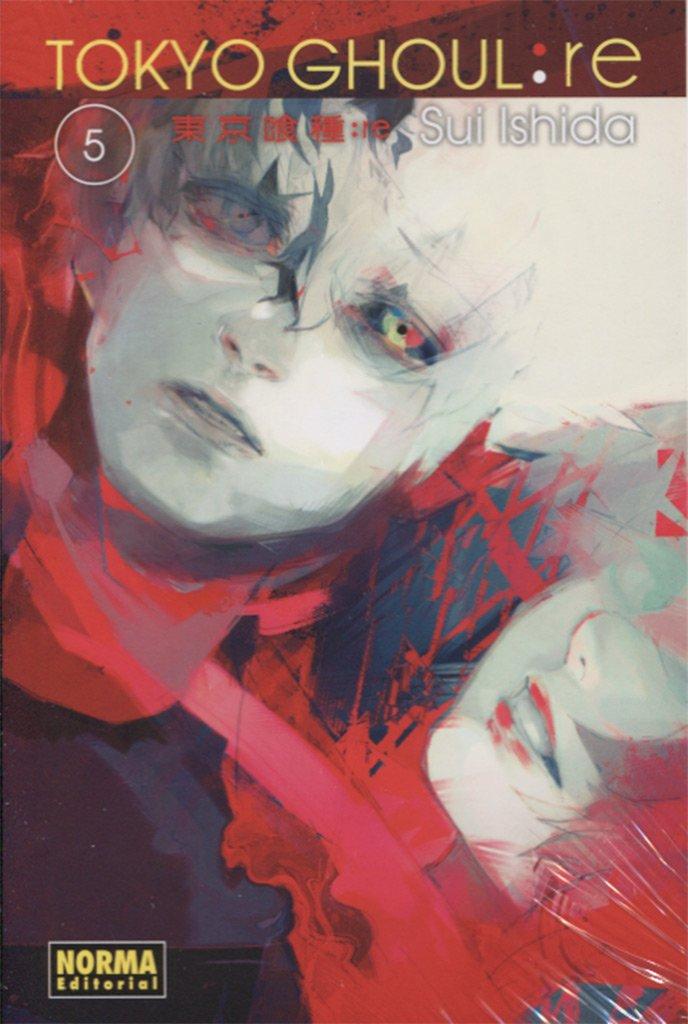 Tokyo Ghoul: re 05 Tapa blanda – 29 oct 2016 Sui Ishida NORMA EDITORIAL S.A. 8467923563