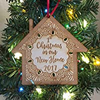 First Christmas in Our New Home 2017 Ornament