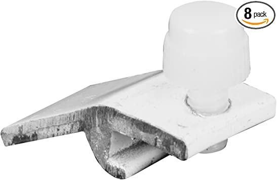 Prime-Line Products T 8726 Self Locking 5//16-Inch Storm Door Panel Clips 8 pk