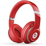 【国内正規品】Beats by Dr.Dre Studio Wireless 密閉型ワイヤレスヘッドホン ノイズキャンセリング Bluetooth対応 レッド MH8K2PA/B