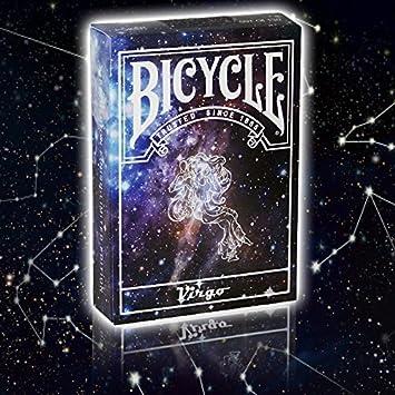 Bicycle Constellation Series-Aries-poker jeu cartes signe du zodiaque