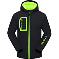 31b10fc515 PHIBEE Big Boy s Waterproof Breathable Snowboard Ski Jacket
