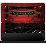 Pr/ésentoir Vitrine Acrylique pour Maquette Collection 1# Uniquement Vitrine iCUANUTY Display Case Vitrine pour Lego 21323 Grand Piano