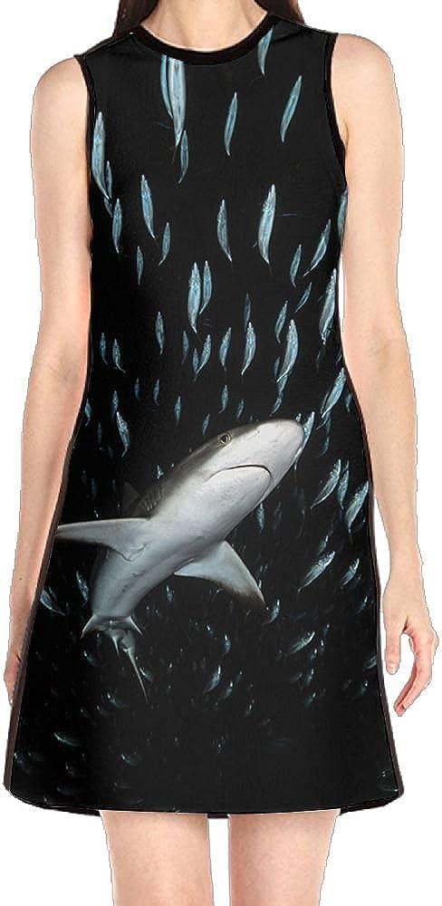 Girls Dress Mini Dress Sharks Royal Lush Dresses for Women Girls