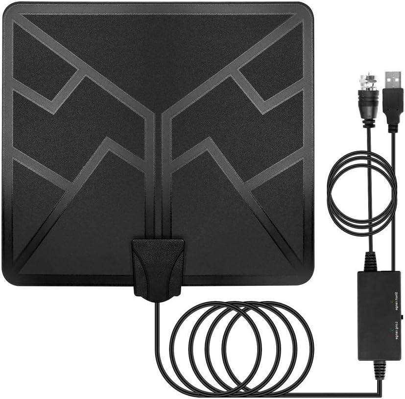Best Hd Antenna 2021 Amazon.com: 200 Miles TV Antenna, HDTV Antenna 2021 Upgraded