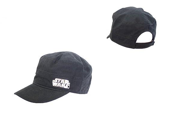 Star Wars- Gorra para Hombre Negro 55/60: Amazon.es: Ropa y accesorios