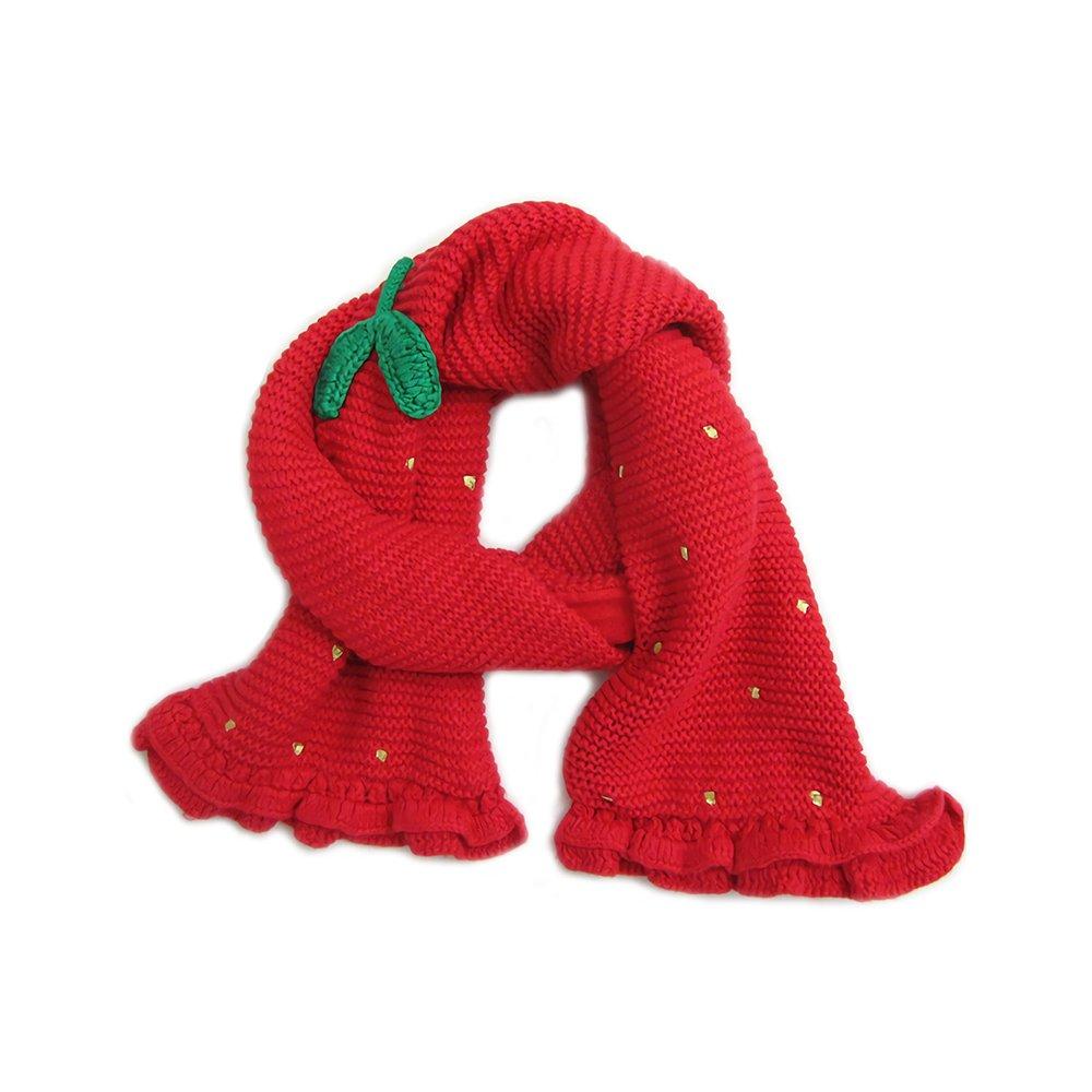 Rosso Gifts Treat colore Cappello e fazzoletto a forma di fragola