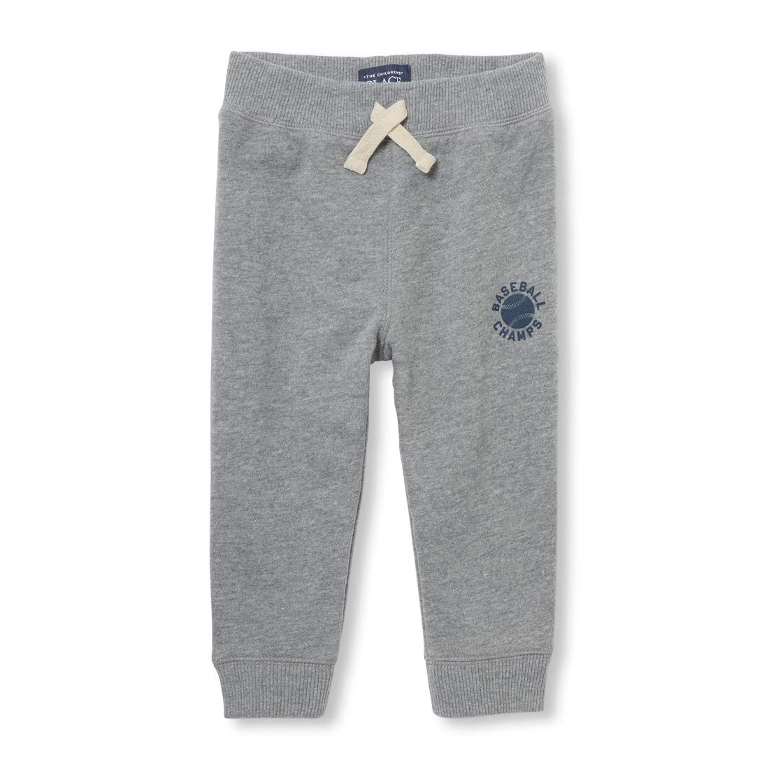 The Children's Place Baby Boys Fleece Jogger with Graphic The Children's Place 2107039