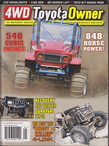 4WD Toyota Owner Magazine January/February 2015