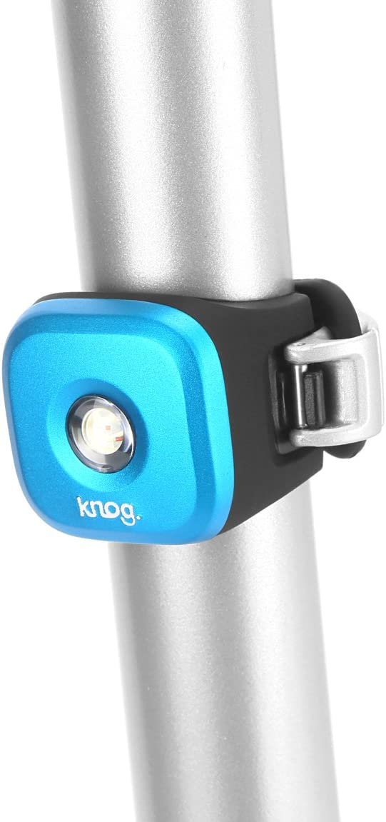 Knog Blinder 1 - Luces de Bicicleta (Azul, 11 LM, 500m): Amazon.es ...