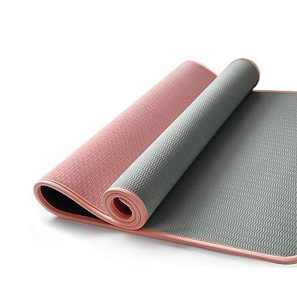 Amazon.com : TLTLYJD Yoga Mat, Beginner Ladies Yoga Mat ...