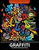 The Graffiti coloring book for Adults