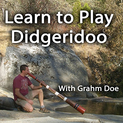 Learn how to play the Didgeridoo with Grahm Doe.  Shot in and around breathtaking Yosemite National Park. A 2 hour jam packed DVD with many in depth didgeridoo exercises and playing methods. Excellent for beginners to learn about the didgeridoo and h...
