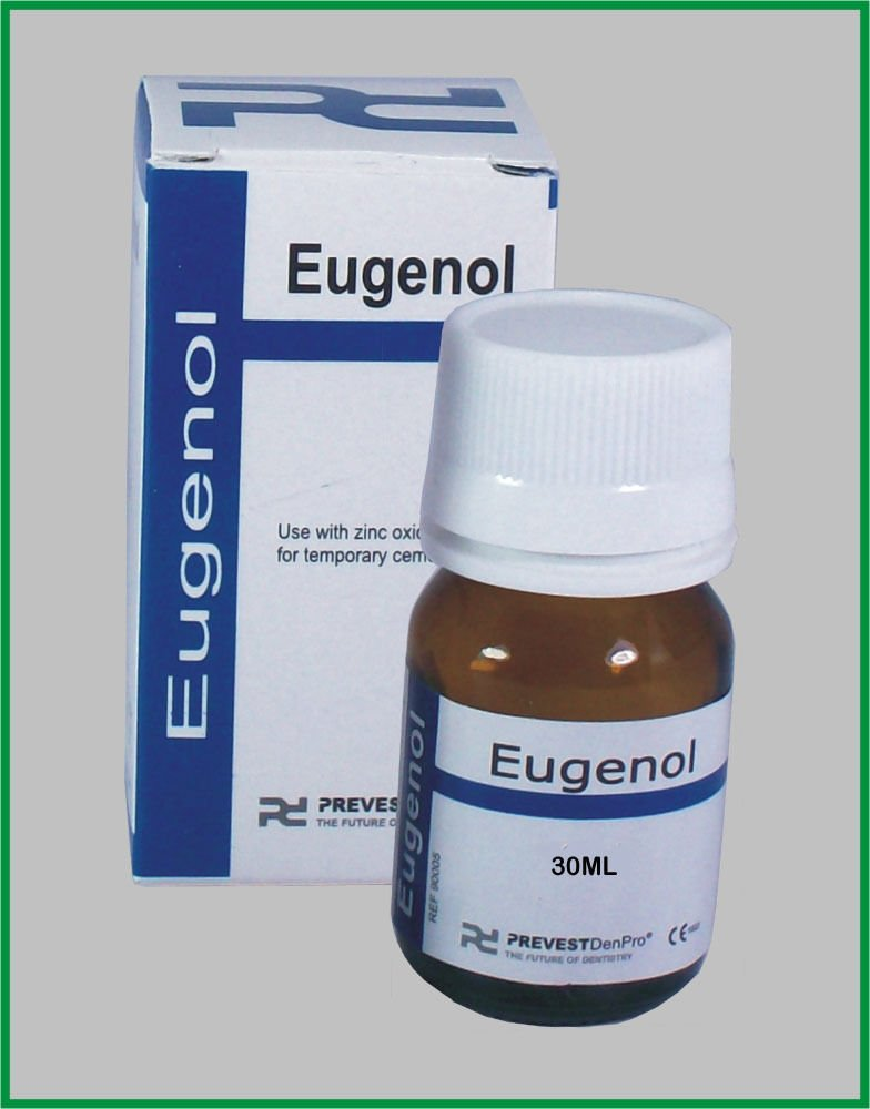 Dental Chemically Pure Oil Of Eugenol - Eugenol 30Ml