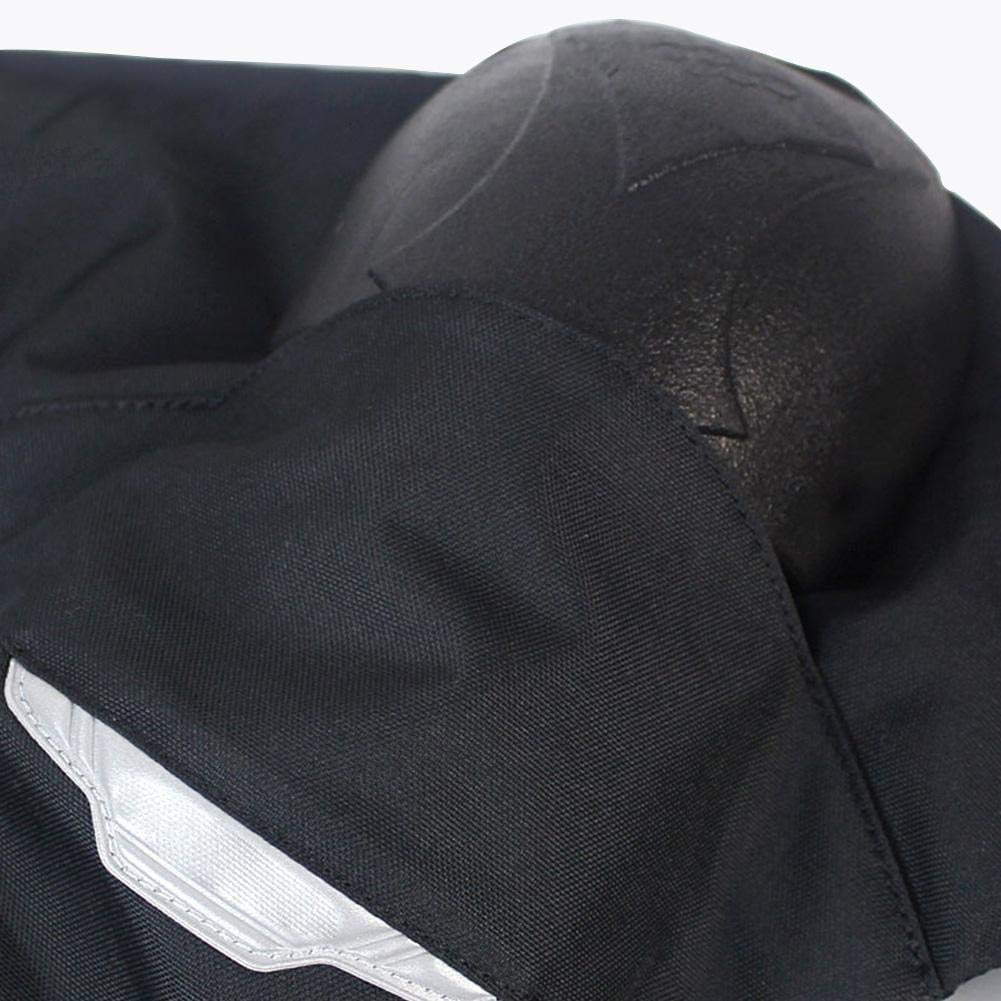 1 Paire de Coupe-Vent Hiver Chaud en Plein air Moto Engrenages de Protection de Genou et Jambe Section Longue Genou Protecteur healingpie Genouill/ère d/équitation de Moto