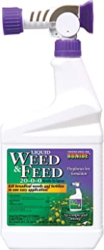 BONIDE 2 pounds Liquid Weed And Feed