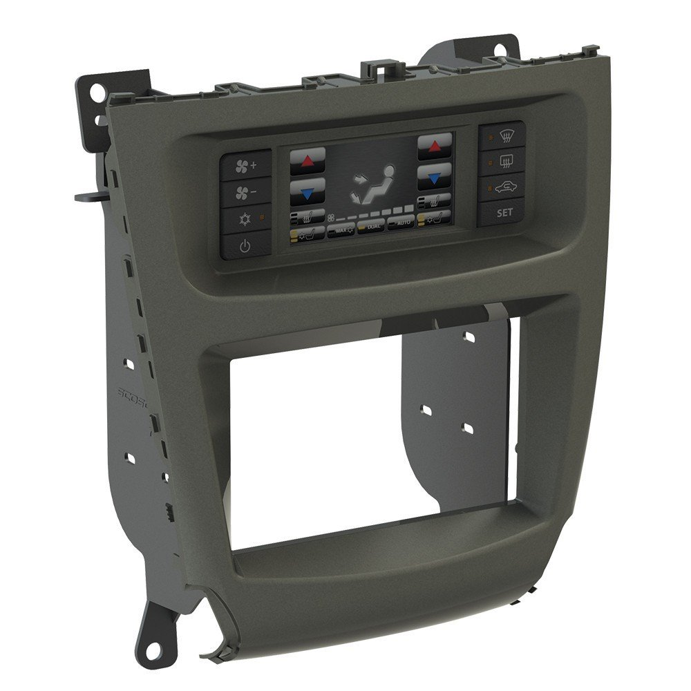 Scosche ITCLS01B 2006 - 13 Lexus IS Integrated Touch Control Kit