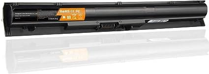 P//N DTK Bater/ía para HP Pavilion 14 15 17 Series 14.8V 2600mAh K104 KI04 800010-421 800049-001 800009-241 800050-001 HSTNN-DB6T HSTNN-LB6R HSTNN-LB6S TPN-Q158 TPN-Q162 port/átiles y netbooks
