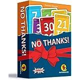 No Thanks! Jogo de Cartas, Papergames, Português