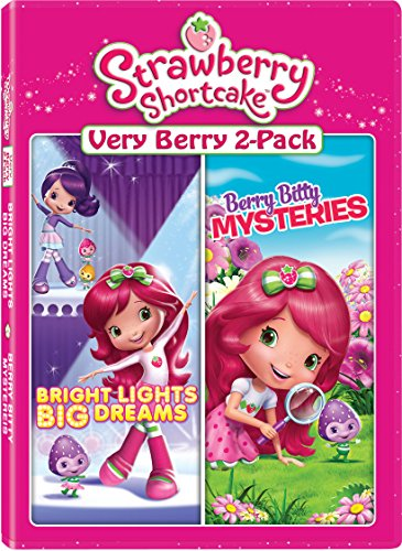 Strawberry Shortcake Very Berry 2-Pack: Bright Lights Big Dreams / Berry Bitty Mysteries (2 Pack, Widescreen, 2PC)