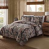 Remington Comforter Mini Set Camo, Twin, Mount Monadnock