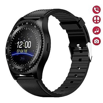 HopoFit HF03 Smartwatch Reloj Inteligente Teléfono,Ranura para ...