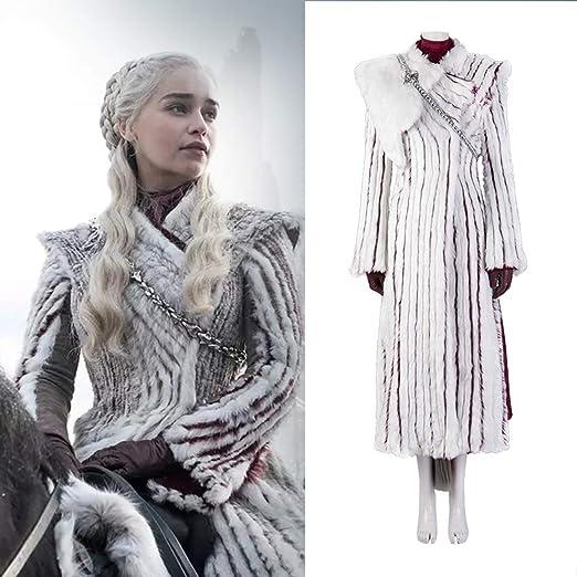 Rubyonly Juego de Tronos 8 de Disfraces de Halloween Daenerys ...