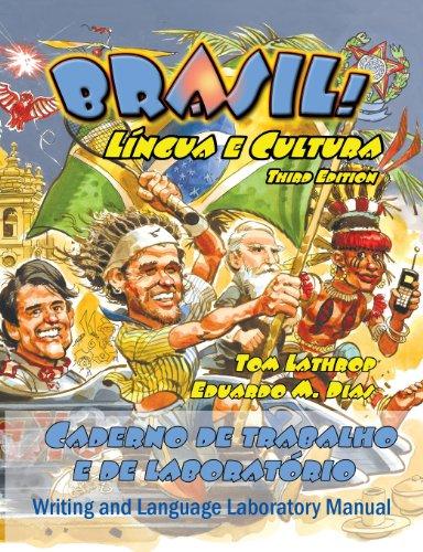 Brasil, Lingua E Cultura: Writing and Language Laboratory...
