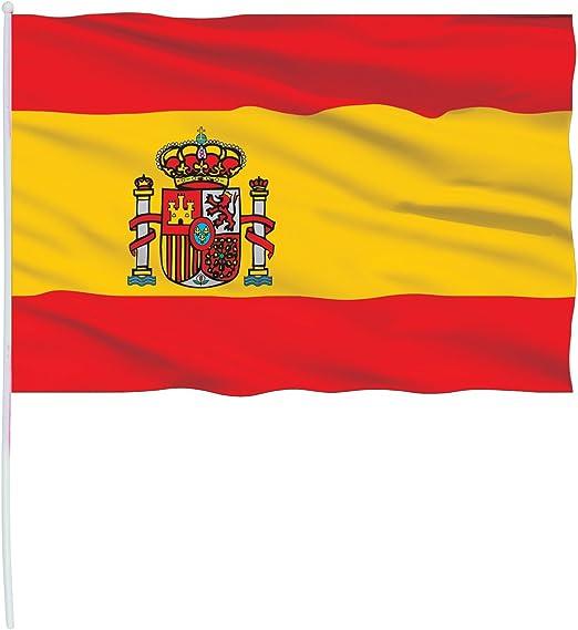 Generique - Bandera España 60 x 90 cm: Amazon.es: Juguetes y juegos