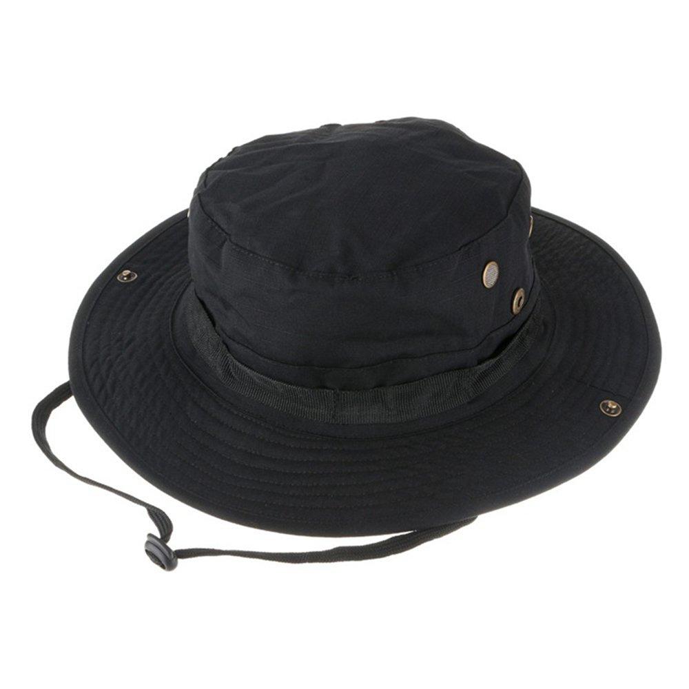Cappelli militari del cappello del berretto militare del cappuccio di tattica del camuffamento di estate che fa un giro al cappello tattico del pescatore del cappello del caccia rotondo del bordo