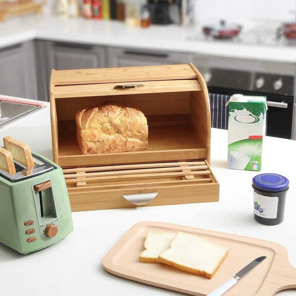 Brot aufbewahren / Hausbrot / Baguette