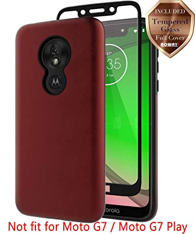 Amazon.com: Funda para Moto G7 Power Case Moto G7 Supra, con ...