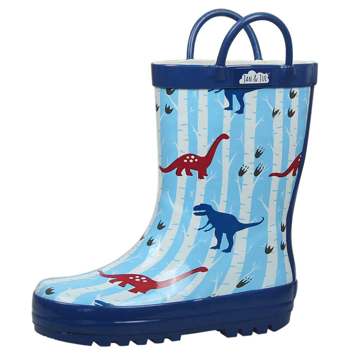 Natural Rubber Rain Boots