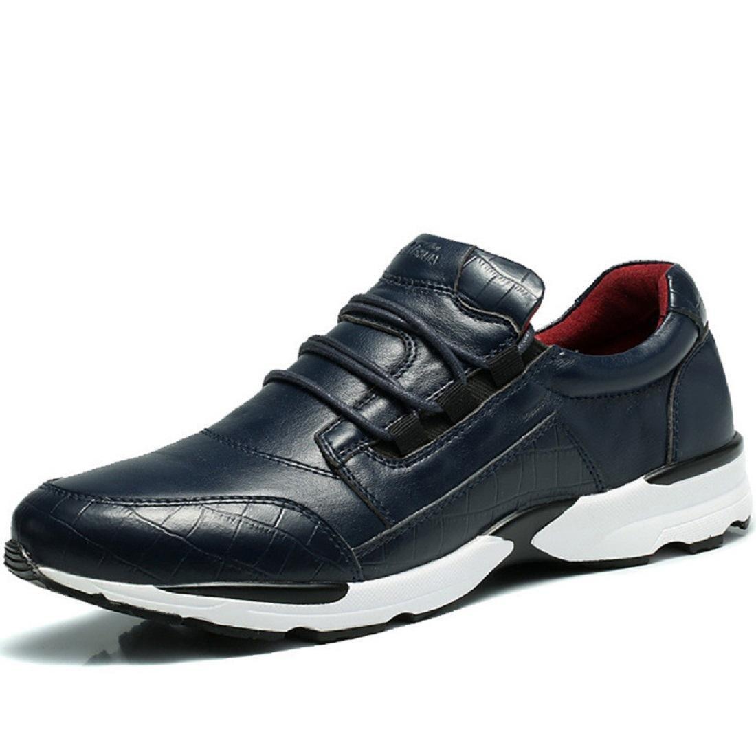 Herren Freizeitschuhe Lederschuhe Mode Lässige Schuhe Sportschuhe Ausbilder EUR GRÖSSE 38-44