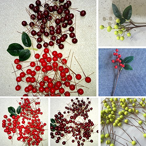 Holly Berry Garland - 9