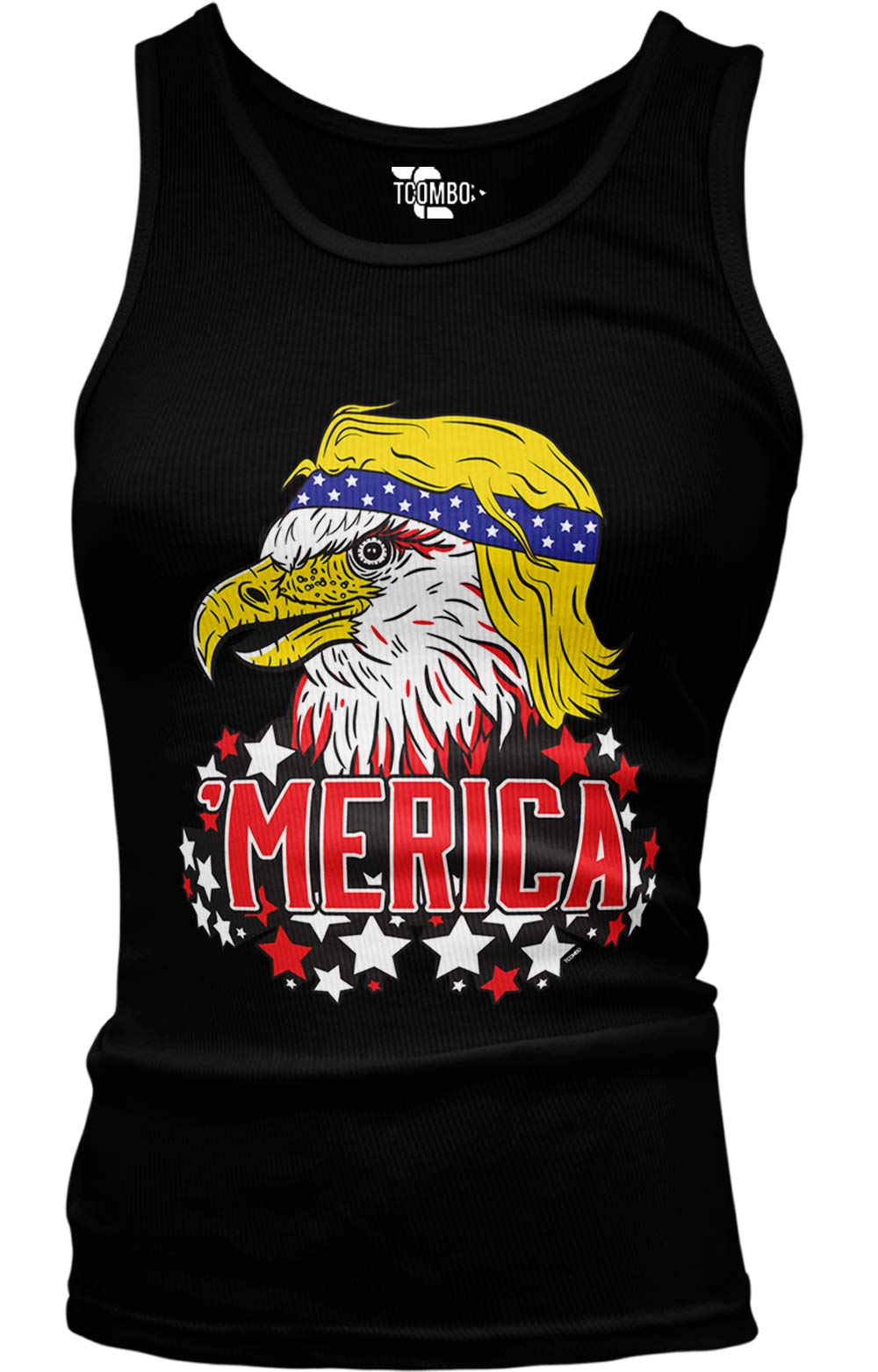 Eagle Merica Tank Top 9491 Shirts