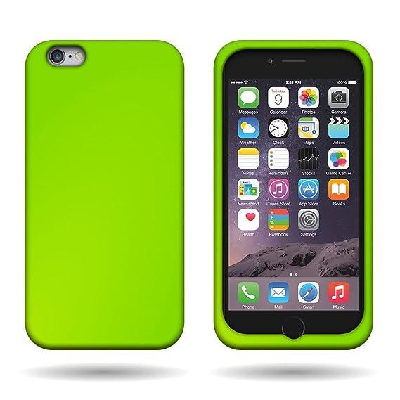 neon green iphone 6 case