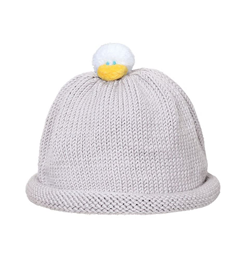 Babynies Soft Cotton Gray with Ducky Hat
