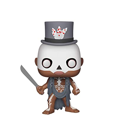 Funko Pop! Movies: James Bond - Baron Samedi, Multicolor: Toys & Games