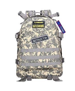 663d003c212 WYCY PUBG Level 3 Bag Unknown s Battlegrounds Backpack Winner Winner  Chicken Dinner Desert Camo Cosplay Backpack