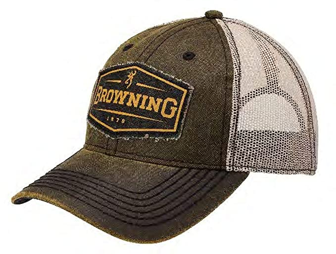 los angeles 1e6c1 ecca1 ... ireland browning trucker cap atlas brown 62c16 9d1fb