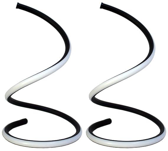 Amazon.com: SkyeyArc - Lámpara de mesa LED en espiral, curva ...