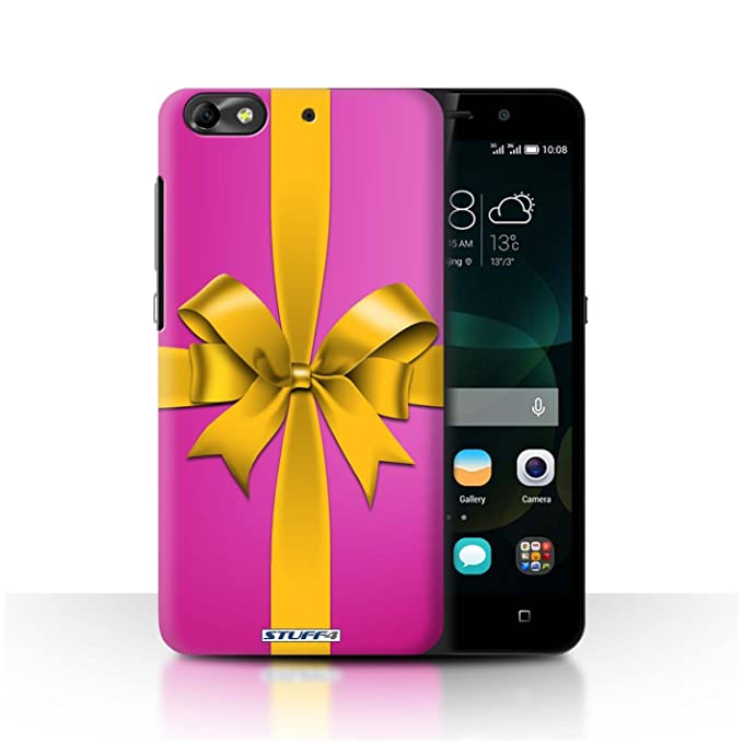 Carcasa/Funda STUFF4 dura para el Huawei G Play Mini / serie ...