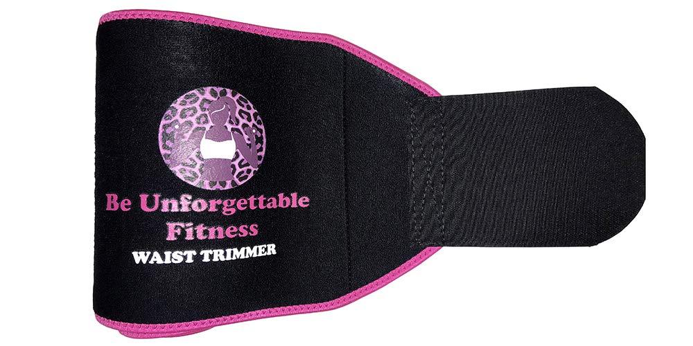Waist Trimmer Cincher Slimmer Fitness Belt for Women, Waist Trainer by Be Unforgettable