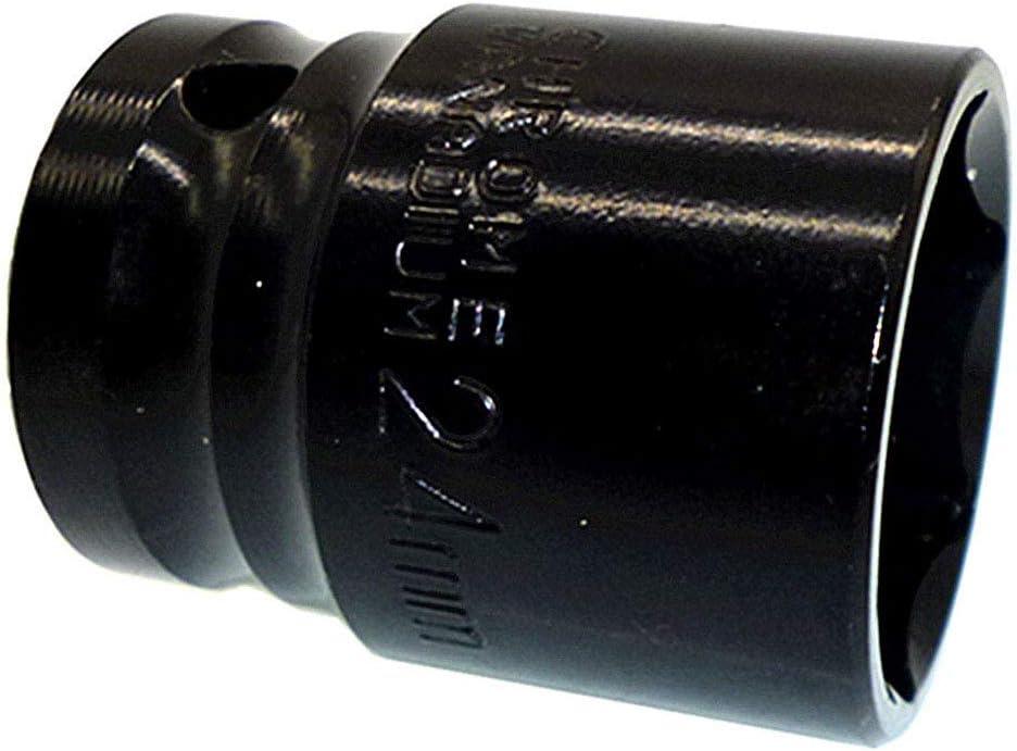 21mm 21 mm szlsl88 Douille /à Choc 21//22//24//27 mm Voir Image 1//2 carr/é Drive Metric Cl/é /à air