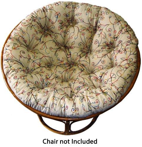 Papasan Loveseat Cushion Home Furniture Design