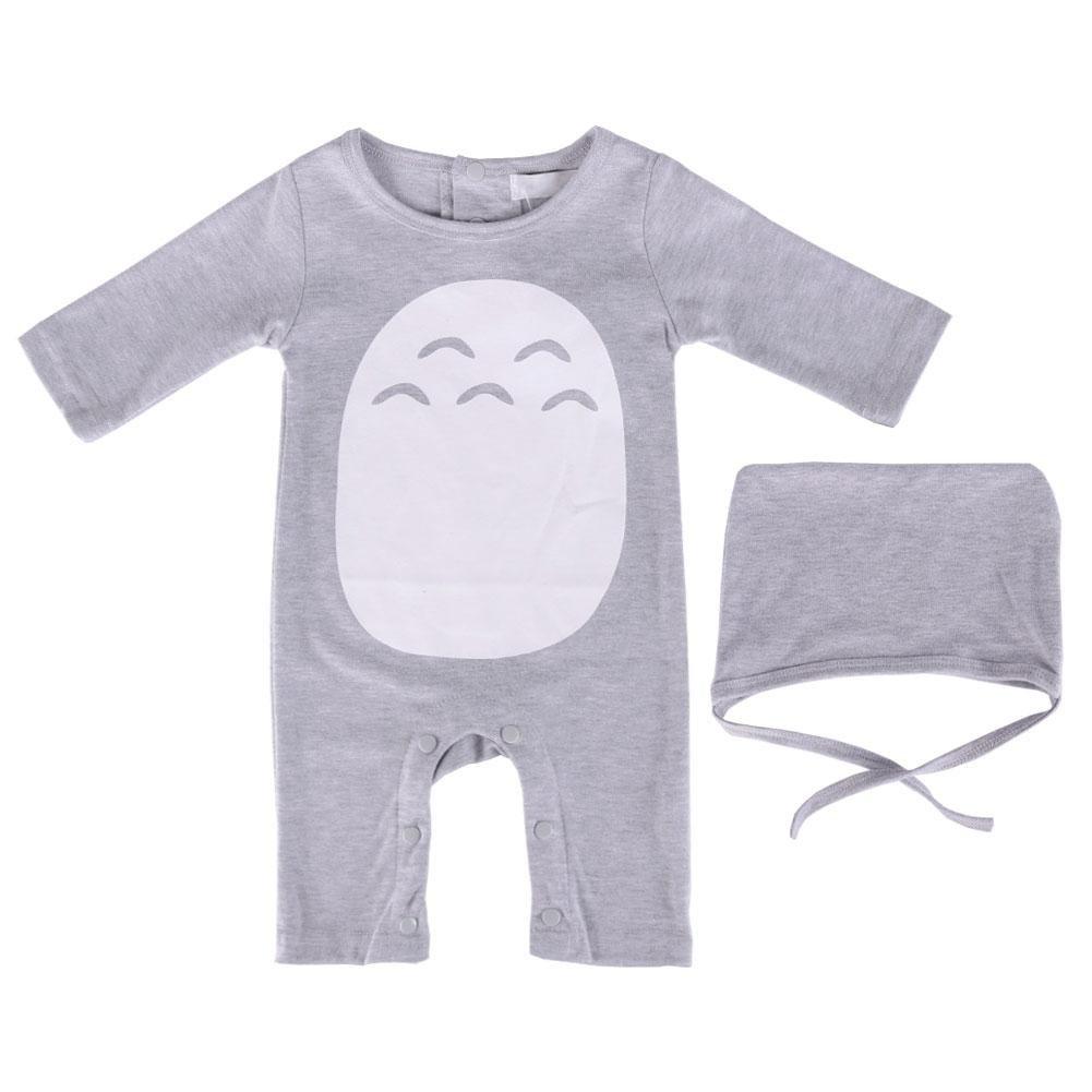 ZHUOTOP Infant Printed Romper clothes Jumpsuit