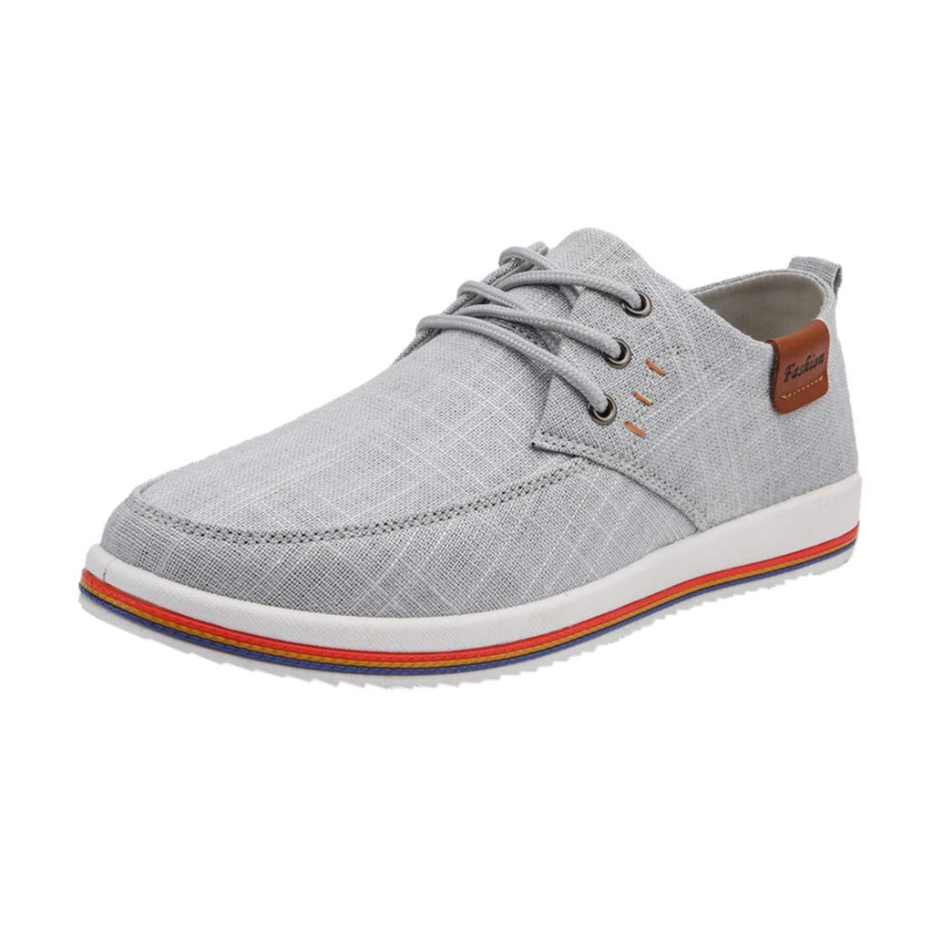 WILLTOO   New!!!Men Shoes Outdoor Casual Shoes Comfortable Canvas Summer Men Shoes for Sport