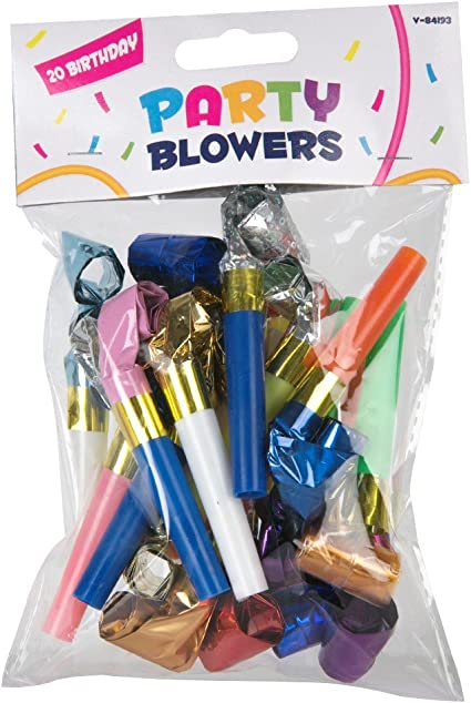 Ayush Party Poppers Pack of 20