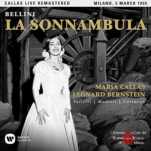 - Bellini: La sonnambula (Milano, 05/03/1955)(2CD)